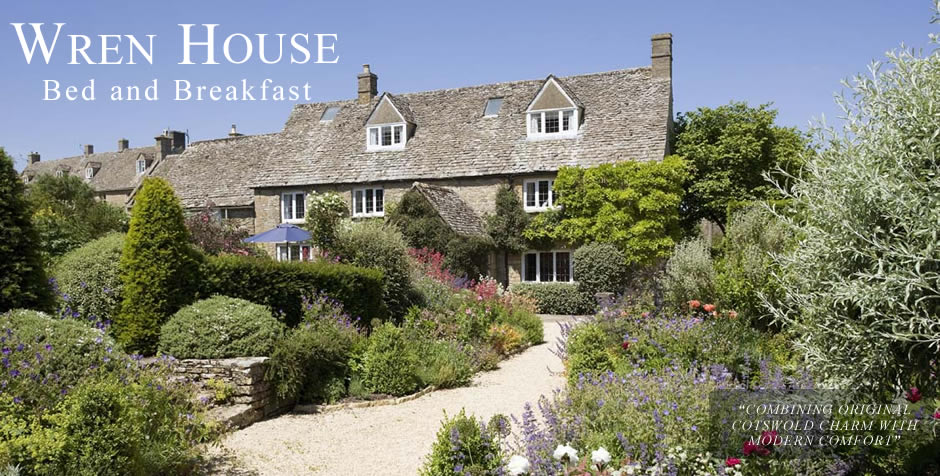 Bed and Breakfast in The Cotswolds near Stow-on-the-Wold
