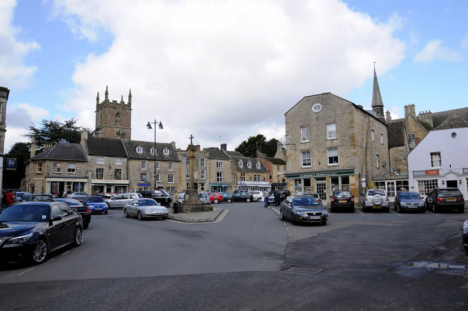 Stow Town Square