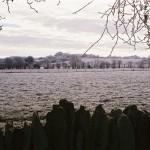 Granary view in frost - Dec 2010