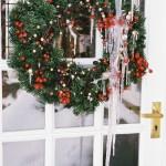 Iced Wreath - Dec 2010