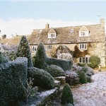 Wren House in hoar frost - Dec 2010